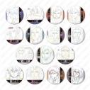 【グッズ-バッチ】文豪ストレイドッグス 缶バッジ+(プラス) 第3シーズン vol.4の画像