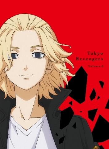 【Blu-ray】TV 東京リベンジャーズ 第2巻