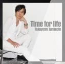 【アルバム】谷本貴義/Time for lifeの画像