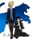 【Blu-ray】TV 文豪ストレイドッグス 第2巻 限定版の画像