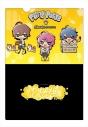 【グッズ-クリアファイル】ヒプマイ サンリオリミックス A4クリアファイル シブヤディビジョン アニマルver.の画像