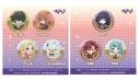 【グッズ-バッチ】ぱすてろう 盾の勇者の成り上がり 缶バッジコレクションVol.2の画像