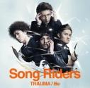 【主題歌】TV DEVIL SURVIVOR2 ED「Be」収録シングル「TRAUMA」/Song Riders 通常盤の画像