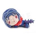 【グッズ-ぬいぐるみ】Fate/Grand Order Design Produced by Sanrio そいねっころんぬいぐるみ クー・フーリン(オルタ)の画像