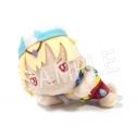 【グッズ-ぬいぐるみ】Fate/Grand Order Design Produced by Sanrio そいねっころんぬいぐるみ ギルガメッシュ(キャスター)の画像