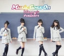 【アルバム】Prizmmy☆・プリズム☆メイツ/Music Goes On 初回生産限定盤の画像