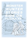 【Blu-ray】TV モンスターハンター ストーリーズ RIDE ON Blu-ray BOX Vol.5の画像