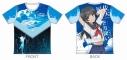 【グッズ-Tシャツ】とある科学の超電磁砲T ツーリングTシャツ 佐天涙子Ver. Lサイズ【アウローラ】の画像