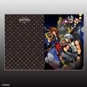 【グッズ-クリアファイル】キングダムハーツ3D ドリーム ドロップ ディスタンス クリアファイル Bの画像
