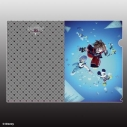 【グッズ-クリアファイル】キングダムハーツ3D ドリーム ドロップ ディスタンス クリアファイル Cの画像