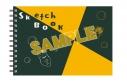 【グッズ-スケッチブック】夏目友人帳 図案スケッチブック うたたね【アニメイト限定】の画像