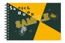 【グッズ-スケッチブック】夏目友人帳 図案スケッチブック たわむれ【アニメイト限定】の画像