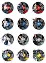 【グッズ-ミラー】ヒプノシスマイク-Division Rap Battle- トレーディング ミラーキーホルダー【再々販】の画像