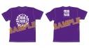 【グッズ-Tシャツ】トリカゴスクラップマーチ 「流浪忍道」 ライブTっぽいTシャツの画像