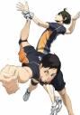 【Blu-ray】TV ハイキュー!! セカンドシーズン Vol.6の画像