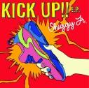 【主題歌】TV 斉木楠雄のΨ難 OP「お手上げサイキクス」収録EP KICK UP!! E.P./Shiggy Jr. 通常盤の画像