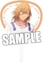 【グッズ-うちわ】うたの☆プリンスさまっ♪ うちわ Fresh Shower Ver.「神宮寺レン」の画像