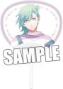 【グッズ-うちわ】うたの☆プリンスさまっ♪ うちわ Fresh Shower Ver.「美風 藍」の画像
