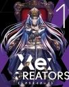 【Blu-ray】TV Re:CREATORS 1 完全生産限定版の画像