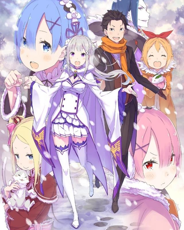 【Blu-ray】OVA Re:ゼロから始める異世界生活 Memory Snow 限定版