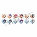 【グッズ-バッジ】A3! トレーディングハート缶バッジ カフェスタイルver. Bグループ 秋組・冬組【アニメイトカフェ】の画像