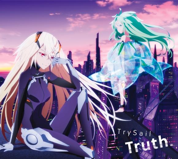 【主題歌】TV BEATLESS OP「Truth.」/TrySail 期間生産限定盤