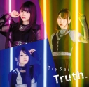 【主題歌】TV BEATLESS OP「Truth.」/TrySail 通常盤の画像