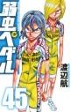 【コミック】弱虫ペダル(45)の画像