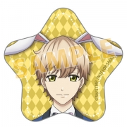 TVアニメ「スタミュ」描き下ろし星型缶バッジ(那雪 透)