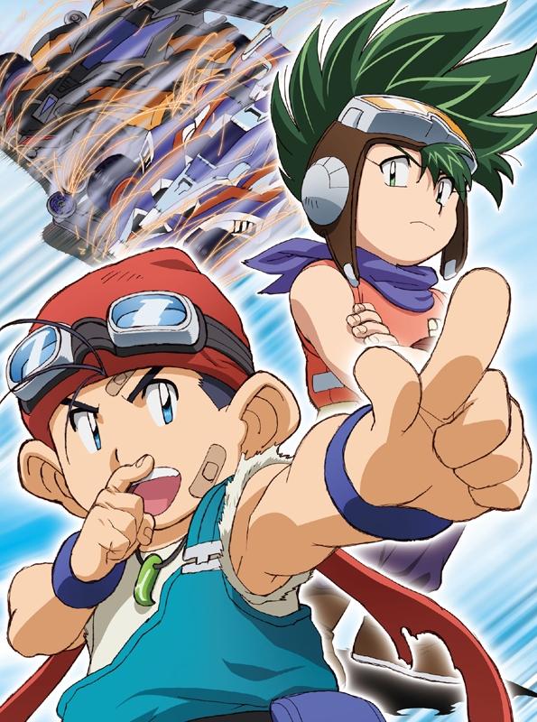 【Blu-ray】TV 爆走兄弟レッツ&ゴー!!MAX Blu-ray BOX