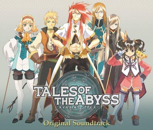 【サウンドトラック】PS2版 テイルズ オブ ジ アビス オリジナル・サウンドトラック