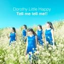 【主題歌】TV ジュエルペット マジカルチェンジ ED「Tell me tell me!!」/Dorothy Little Happy DVD付Bの画像