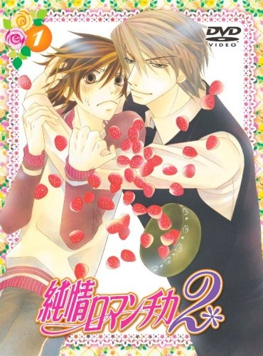 【DVD】TV 純情ロマンチカ2 1 通常版