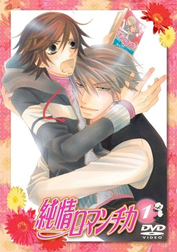 【DVD】TV 純情ロマンチカ 1 限定版