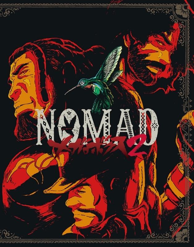 【Blu-ray】TV NOMAD メガロボクス2 Blu-ray BOX 特装限定版