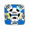 【グッズ-タオル】すみっコぐらし×北海道日本ハムファイターズ ハンドタオル2020の画像