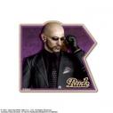 【グッズ-ステッカー】FINAL FANTASY VII REMAKE Character Sticker Rude (ファイナルファンタジー)の画像