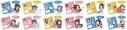 【グッズ-スタンドポップ】アイドルマスター シンデレラガールズ アクリルキャラコレクションぷち 第10弾の画像