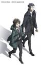 【Blu-ray】劇場版 PSYCHO-PASS サイコパス 3 FIRST INSPECTOR アニメイト限定セットの画像