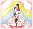 【アルバム】佐藤聡美/Fanfare 初回限定盤の画像