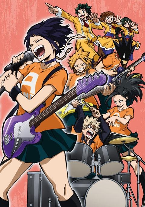 【Blu-ray】TV 僕のヒーローアカデミア 4th Vol.6 初回生産限定版