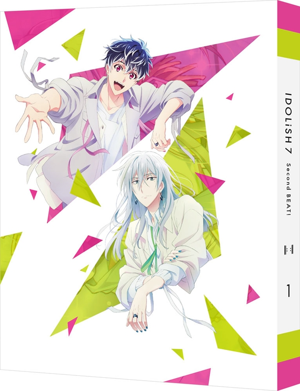 【DVD】TV アイドリッシュセブン Second BEAT! 1 特装限定版