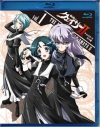 【Blu-ray】TV 聖痕のクェイサーII ディレクターズカット版 Vol.1の画像
