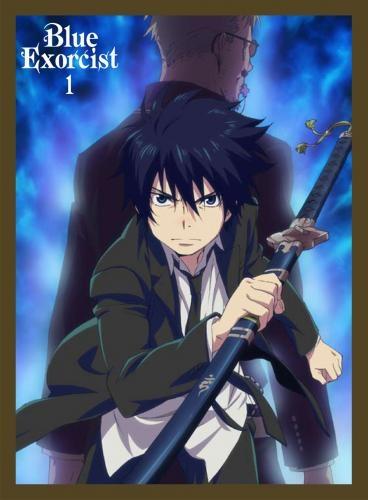 【Blu-ray】TV 青の祓魔師 1 完全生産限定版
