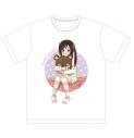 【グッズ-Tシャツ】ひとりぼっちの○○生活 Tシャツ ぼっち(XL)の画像