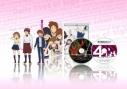 【Blu-ray】TV 男子高校生の日常 スペシャルCD付き初回限定版 VOL.4の画像