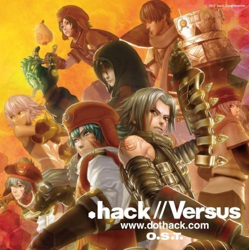 【サウンドトラック】PS3版 .hack//Versus O.S.T 通常盤