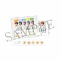 【グッズ-食品】MANKAI STAGE『A3!』~Four Seasons LIVE 2020~ プリントクッキー 夏組【アニメイトカフェ】の画像