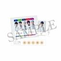 【グッズ-食品】MANKAI STAGE『A3!』~Four Seasons LIVE 2020~ プリントクッキー 冬組【アニメイトカフェ】の画像