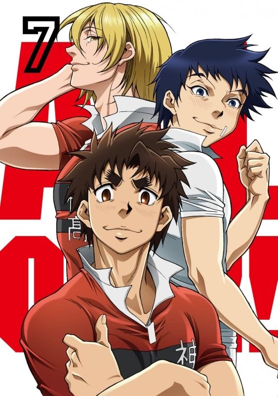 【Blu-ray】TV ALL OUT!! 第7巻 初回限定版